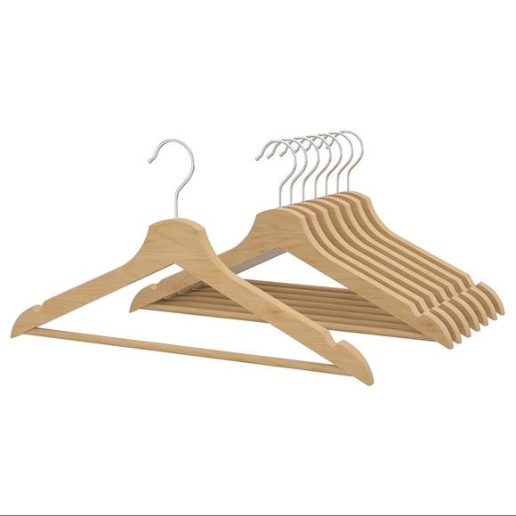 Ikea Wood Hangers